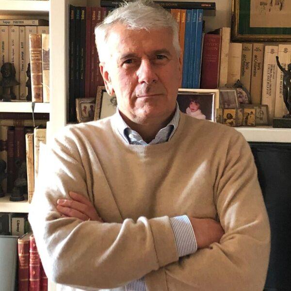 Andrea Scazzola LA7 Dimartedì è giornalista e studioso di filosofia