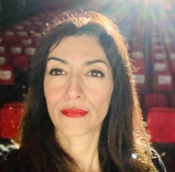 Cinzia Spanò attrice