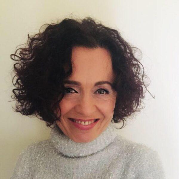 MariaGrazia Villa Giornalista, docente, TED speaker.