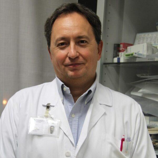 Roberto Boffi Responsabile della Pneumologia e del Centro antifumo dell'Istituto nazionale dei tumori.