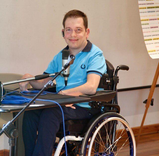 Stefano Pietta Fondatore radio web SteradioDj e giornalista pubblicista