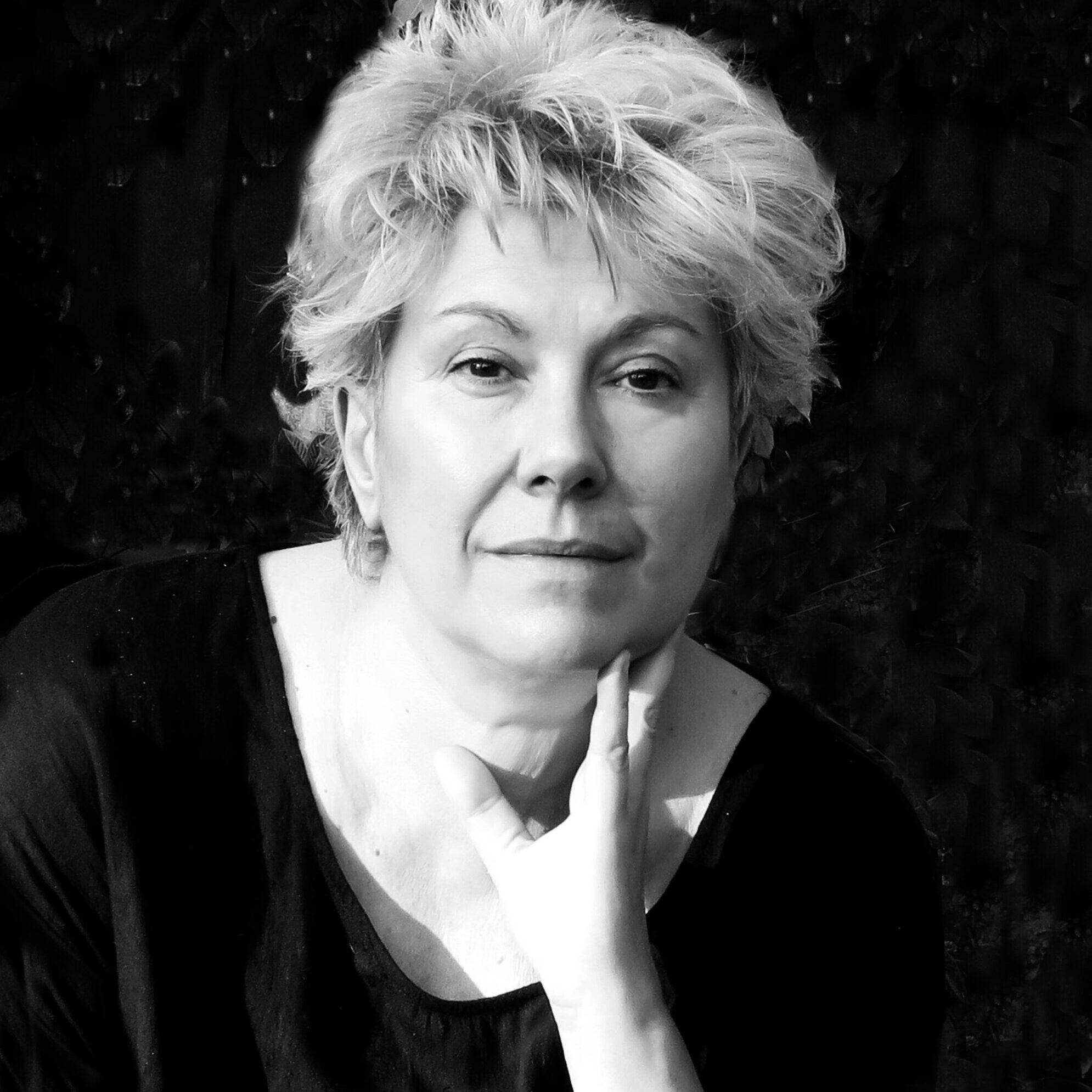 """Monica Lanfranco e il suo ultimo libro """"Crescere uomini"""""""