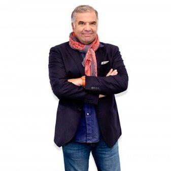 Charlie Gnocchi conduttore radiofonico