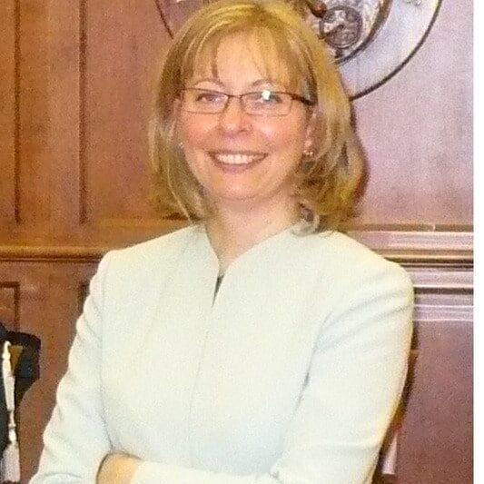 Michela Nacca avvocata, fondatrice dell'associazione Maison Antigone