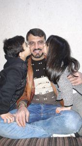 Anas Almustafa profugo siriano
