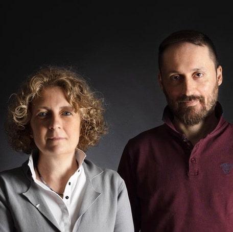 Carlotta Brucco e Riccardo Telesca spiritualità e fisica quantistica