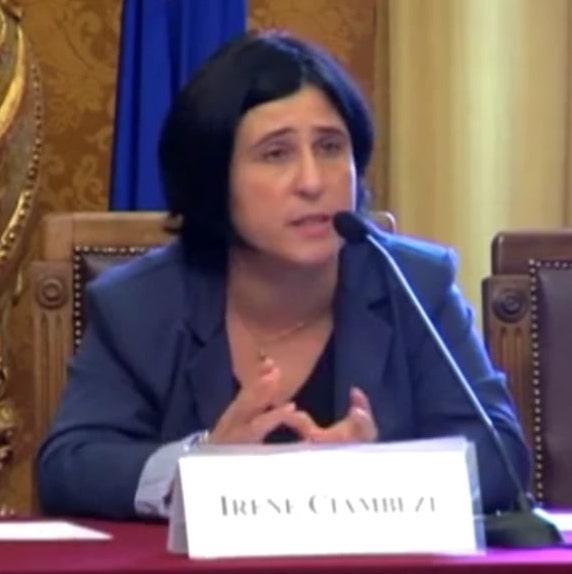 Irene Ciambezi Giornalista e operatrice Associazione Papa Giovanni XXIII